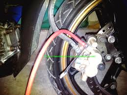 motorcycle front brake failure front brake master techy at day