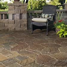 design for laying patio pavers ideas 9376