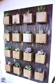 diy indoor wall planter u2013 pianotiles info