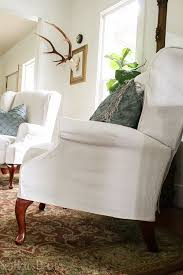 how to slipcover a chair how to slipcover a recliner she holds dearly