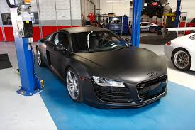 audi r8 matte black the perfect exposure gmg racing audi r8 matte black lowering