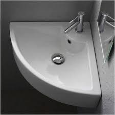 Ikea Corner Sink 10 Easy Pieces Wall Mounted Guest Bath Sinks Remodelista