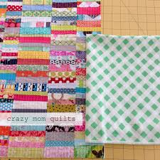 crazy mom quilts how to make an envelope backed pillow
