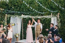 Ideas For Backyard Weddings How We Planned A 10k Backyard Wedding In Seventeen Days 50th