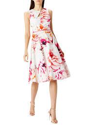 coast dresses sale coast janni cotton midi dress sale multi neck dresses