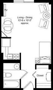 Best  Apartment Floor Plans Ideas On Pinterest Apartment - Studio apartment layout design