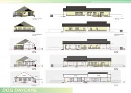 Dog Daycare Floor Plans by Single Story Offices Shops Simple Towers Workshops Designed By