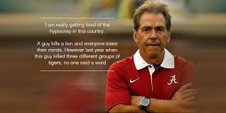 Alabama Football Memes - what does alabama football have to do with cecil the lion hilarious