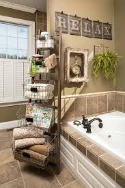 wall decorating ideas for bathrooms rustic bathroom decor instagood co