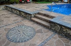 Resurface Concrete Patio Concrete Resurfacing Nj Resurface Existing Concrete Nj Unique