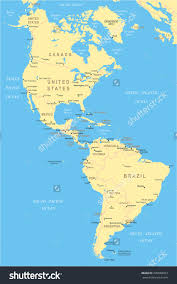 Geographical Map Of South America Physical Map Of North America Ezilon Maps Inside Northern