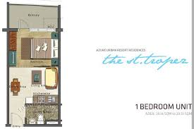 azure floor plan condo sale at azure urban resort residences floor plans