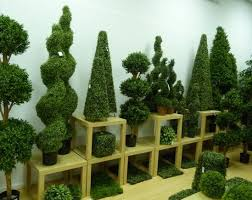 Topiary Planters - artificial topiary for perfect space decor and landscape