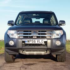 buying used mitsubishi shogun 4x4 magazine