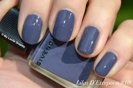 givenchy le vernis intense color nail lacquer in 10 lilas d