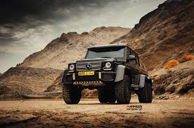 mercedes 6x6 owner heads into the desert with his mercedes benz g 63 6x6