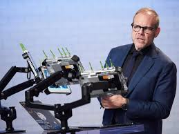 from kitchen stadium to the gauntlet alton brown returns to the