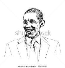 sketch thinking man hand drawn vector stock vector 396340942