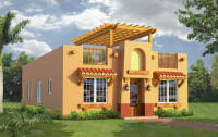 southwest style home plans belize estate at waterside home plans