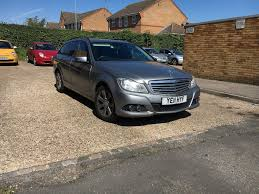 mercedes benz c200 2 1 cdi 2011 manual estate in hatfield