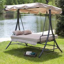 Flexible Flyer Lawn Swing Frame by Metal Outdoor Swing Niooi Info