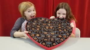 big valentines day candy big s day chocolates heart shaped