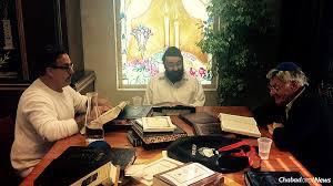 chabad books sacramento celebrates talmud completion a second finished