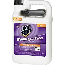 Medicine For Bed Bugs Shop Shot Bedbug And Flea 1 Gallon Insect Killer At Lowes Com