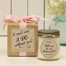 asking bridesmaid gifts the ultimate list of bridesmaid ideas