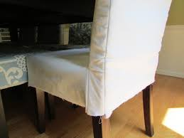 How To Make Chair Covers How To Dress A Crate U0026 Barrel Basque Dining Chair Hometown Betty