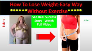 how to lose weight fast for women without exercise rapid weight