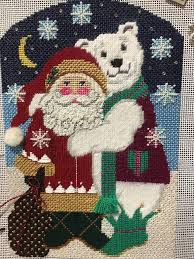 christmas needlepoint 329 best christmas needlepoint images on embroidery