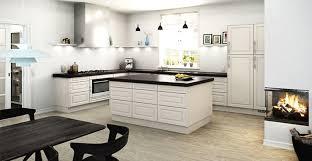 plan de cuisines plan de cuisine avec ilot central