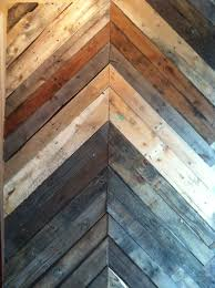 Making A Wood Plank Table Top by Wood Pallet Chevron Wall Diy Pinterest Wood Pallets