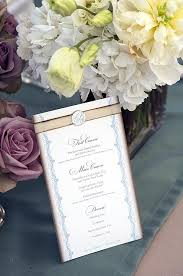 wedding menus and programs 135 best programs and menus images on wedding ideas
