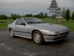 mazda rx7 for sale 1987 mazda rx7 specs