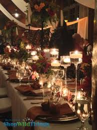sumptuous fall centerpieces more wedding wow from tamara wendt