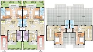 Duplex House Plan by Duplex House Plans In 300 Sq Yards Home Design And Furniture Ideas