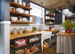 farmhouse kitchen decorating ideas 100 kitchen design ideas pictures of country kitchen decorating