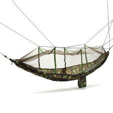 ipree outdoor portable camping jungle parachute hammock tent