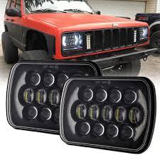 jeep black headlights amazon com headlight bulbs u0026 assemblies lights automotive