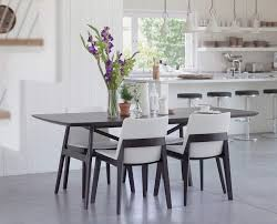 Scandinavian Dining Room Furniture by Haldi Dining Table Tables Scandinavian Designs