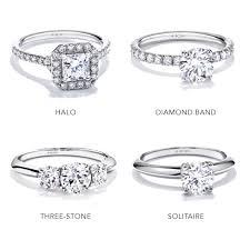 wedding ring types history of engagement rings bespoke diamonds