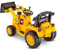 toddler battery car cat toy excavator ride on john deere toys pinterest toy