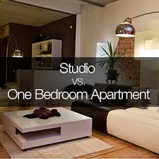 looking for 1 bedroom apartment studio vs one bedroom apartment