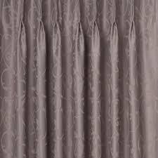 Seville Curtains Buy Seville Blockout Pinch Pleat Curtains 250cm Curtain
