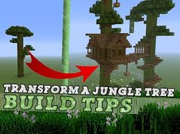 I Have Built A Treehouse - minecraft tree house build tips u0026 ideas youtube