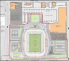 Stadium Floor Plans Met Council And Mndot Raise Questions About Soccer Stadium Traffic
