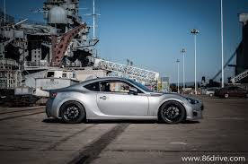 subaru brz stanced our september featured car bob u0027s brz 86drive