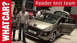 peugeot 3007 2011 peugeot 3008 customer review what car youtube